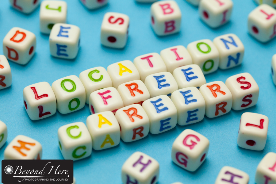 Location free careers