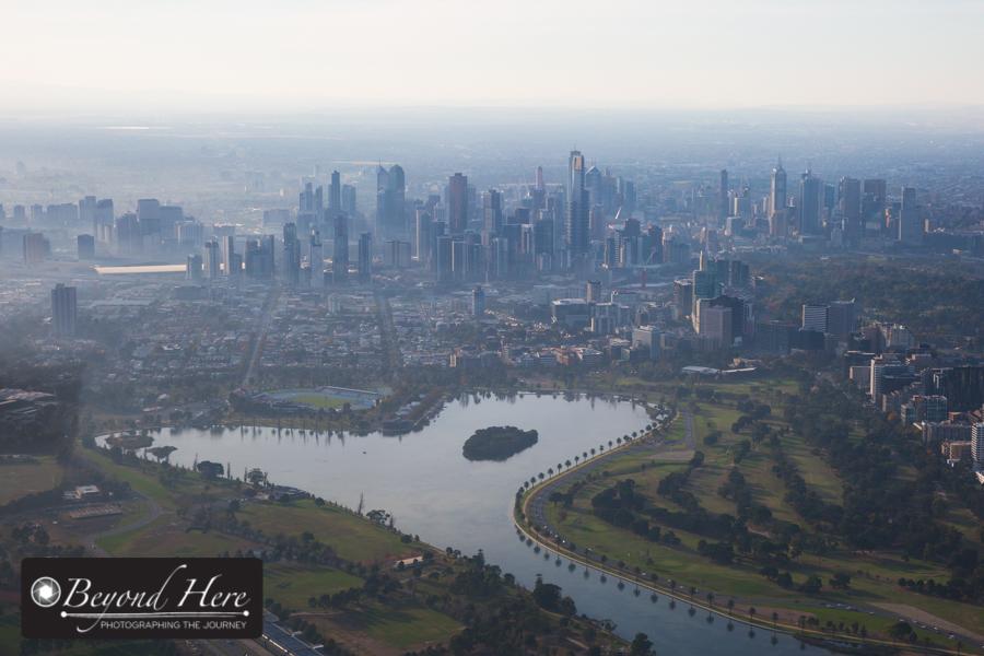 Melbourne scenic view