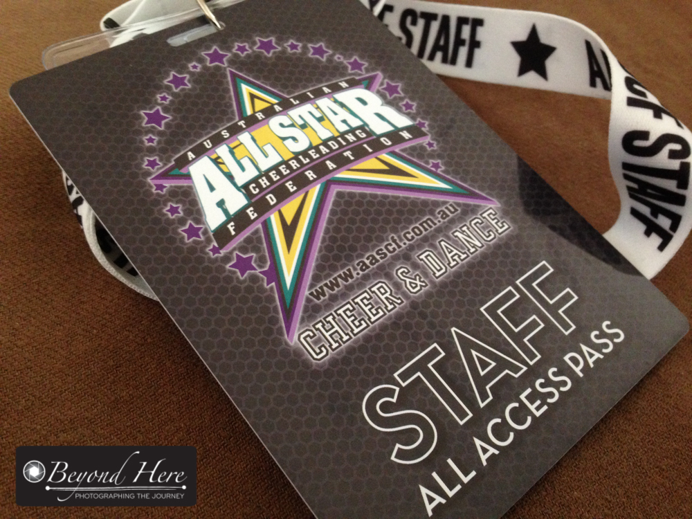 AASCF staff access pass
